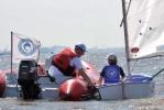 В яхтенном порту «Геркулес» прошли первые регаты: Фоторепортаж