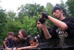 Дождь в Колпино не помешал любителям рока: Фоторепортаж