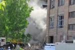 Названы имена погибших под завалами в Красноярске: Фоторепортаж