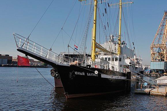 «Юный Балтиец» не вышел сегодня в море: Фото