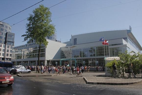 Первый в мире Дворец художественной гимнастики открылся в Петербурге: Фото