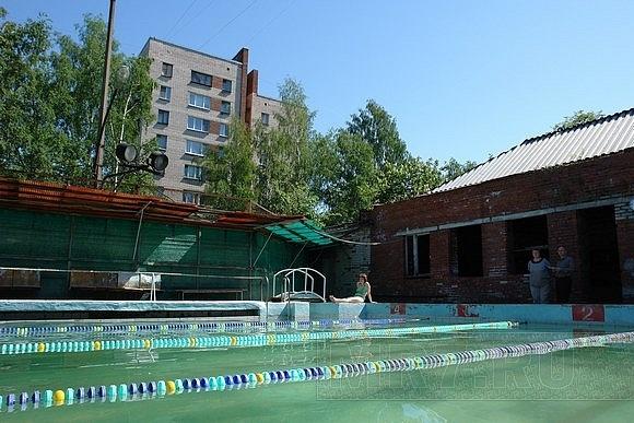 Бассейн «Динамо» могут «продинамить»: Фото