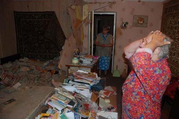Торнадо разрушил подмосковный Краснозаводск: Фото