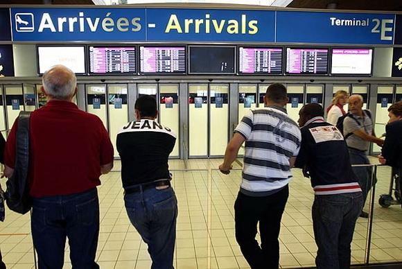 Эксперты не могут найти причины исчезновения самолета Air France: Фото