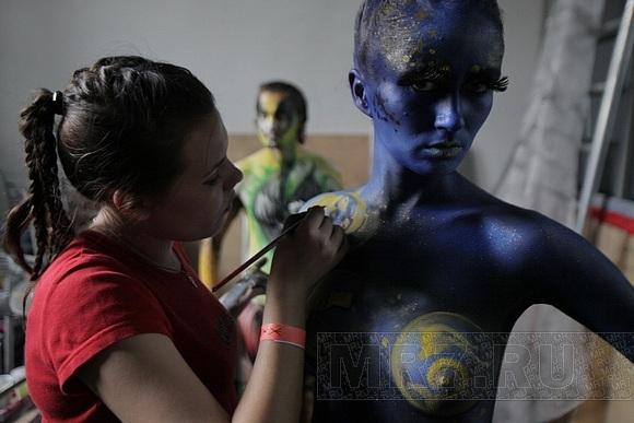 Тату-фестиваль: от восторга до шока: Фото