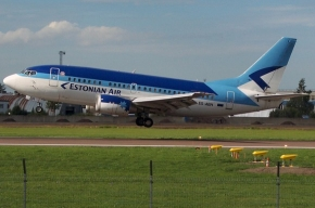 В конце июля появится авиалиния Таллин – Санкт-Петербург