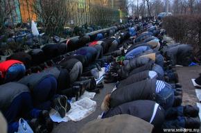 В Петербурге появятся новая мечеть и исламский институт