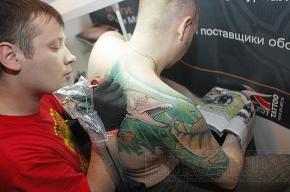Тату-фестиваль в Петербурге - итоги