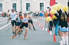 В июле на Дворцовую выйдут лыжники