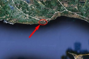 Обстрелянным с военного корабля дачникам обещали возместить ущерб