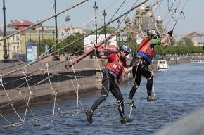 Участники гонки Urban Race пережили в Петербурге массу приключений