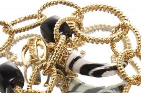 C ювелира сняли четыре килограмма золотых изделий