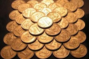 Доллар растет, евро – падает