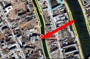 В центре Москвы рухнул дом, в котором находились рабочие