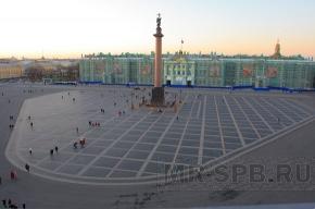 День защиты детей отметят в Петербурге на Дворцовой площади