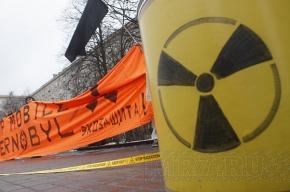 В Ленобласти протестовали против строительства ЛАЭС-2