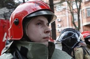 Пожар на Варшавской улице едва не закончился трагедией