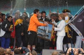 На финиш Volvo Ocean Race истратили 80 миллионов рублей