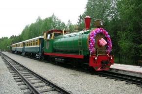 Между Купчино и Пушкиным строят детскую железную дорогу