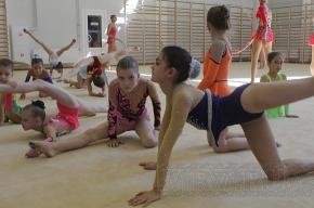 Первый в мире Дворец художественной гимнастики открылся в Петербурге