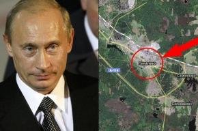 Путин все-таки приехал в Пикалево