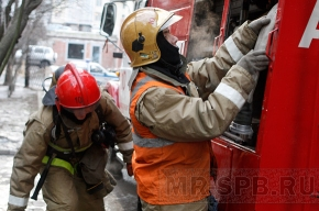 В Александровской при пожаре погибли два ребенка