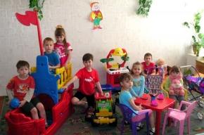Детские сады Выборгского района готовятся к осени