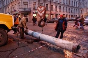 За неделю в Петербурге пройдет 10 испытаний теплотрасс