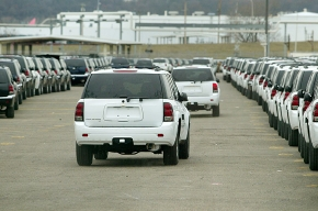 Завод General Motors не будет работать все лето