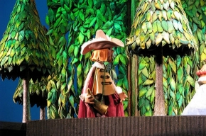 В Петербурге стартовал международный фестиваль кукольных театров