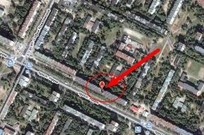 Пожар на проспекте Науки, возможно, из-за взрыва - есть пострадавшие