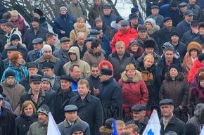 В армию чиновников прибыло 20 тысяч новобранцев