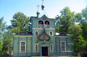Церкви Серафима Саровского пришлось побывать моргом