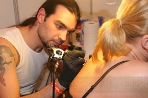 В Петербурге пройдет фестиваль татуировки