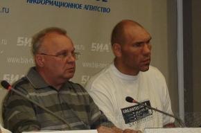 Николай Валуев: Мой поединок с Виталием Кличко оживит бокс
