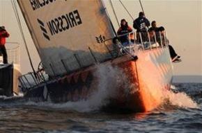 Стал известен победитель регаты VOR.Первой финишировала яхта Telefonica Black