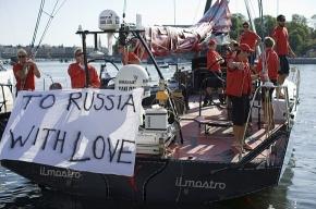 Впервые за 35 лет яхты Volvo Ocean Race побывают в России