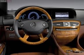 Российская премьера флагмана Mercedes прошла в Петербурге