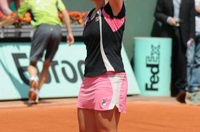 Светлана Кузнецова победила полячку и вышла в 1/4 финала «Ролан Гаррос»