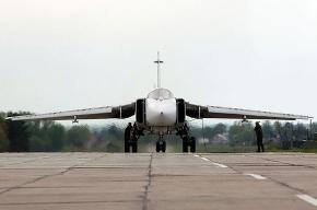 Второе за неделю падение бомбардировщика Су-24