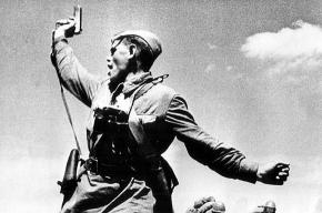 В Английском парке прошло жаркое советско-германское сражение