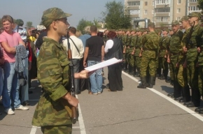 «Солдатские матери» проведут пикет у призывного пункта