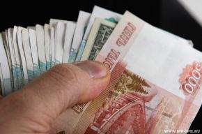 В Петербурге вдвое выросли долги по зарплате
