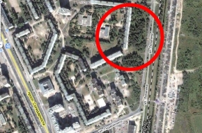 Сквер на улице Лопатина под угрозой