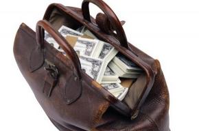 На Васильевском острове у бизнесменов отняли 2,5 млн. рублей