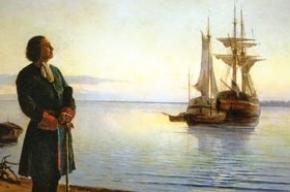 Петра Первого вспомнили и в Орешке, и в Петербурге