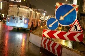Ремонт дорог ограничит движение