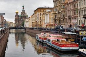 Валентина Матвиенко: водные трамваи на маршруты не выйдут