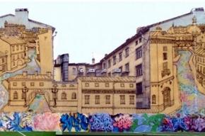 В Петербурге станет больше красивых стен