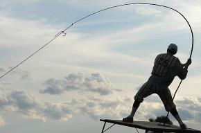 В ЦПКиО лучшему петербургскому рыбаку подарят автомобиль